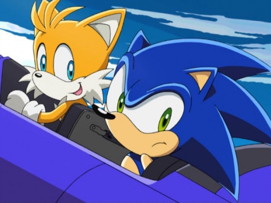 Tails & Sonic