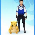 Pokémon Go Profil!