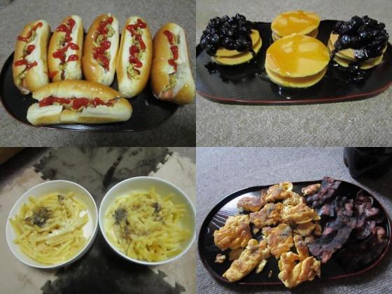Küche für Kapitalistische Kalorienkost
