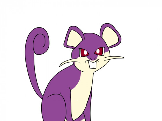 Daily Pokémon 20 - Rattfratz