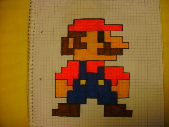 Pixel Nintendo 001