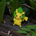 16-007 Pikachus Leaf Storm