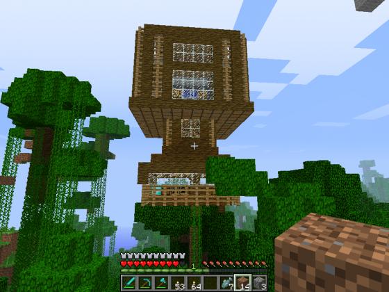 Minecraft~