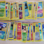 Über 100 neue Reverse-Holos aus Expedition, Skyridge, Aquapolis - 80% NM