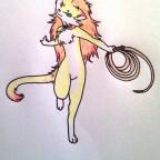 Roxanne Mein Charakter für TMNT