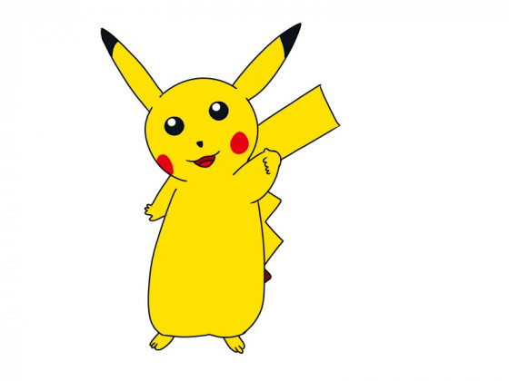 Daily Pokémon 25 - Pikachu