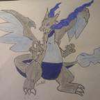 Meine erste Pokemon Zeichnung