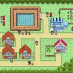 Starter-Dorf Map
