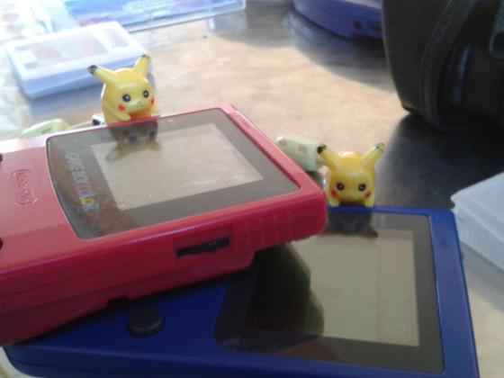 Kleine Pikachu^^