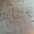 Meine Lieblings Geist-Pokemon