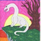 Trauer Albino 3