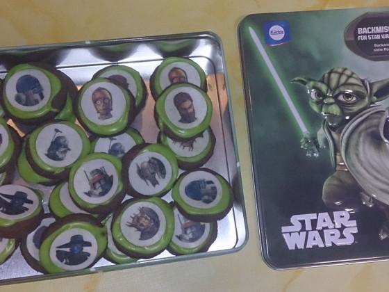 Star Wars-Schokokekse!