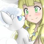 Lillie und Shiron