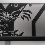 Mein 3DS XL mit Yvetal Aufkleber