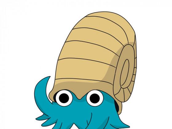 Daily Pokémon 138 - Amonitas