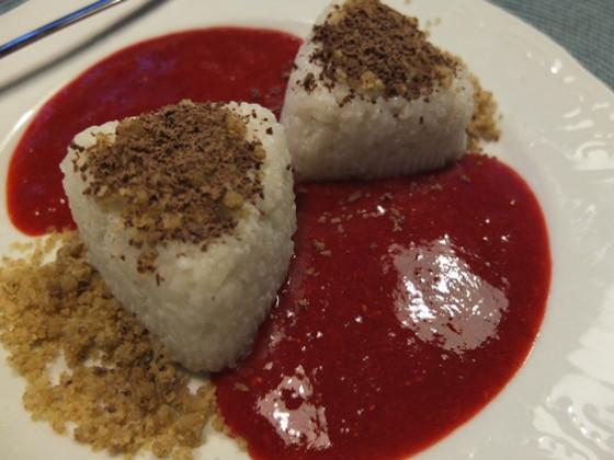 Süße Onigiri