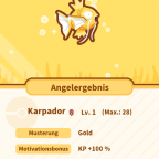 Shiny Karpador :D