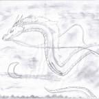 Haku (chihiros reise ins zauberland) drache