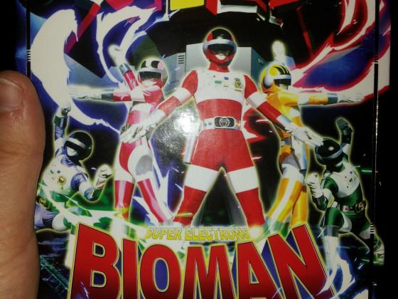 Choudenshi Bioman! *____*