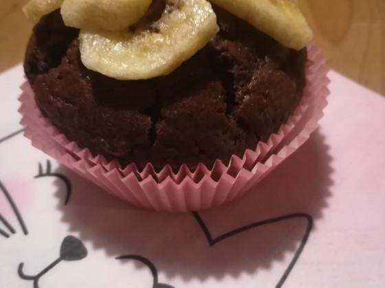 Schoko-Bananen-Muffins ^^