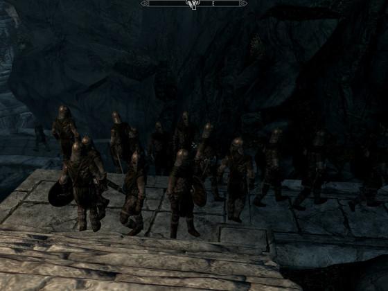 Skyrim Wachen