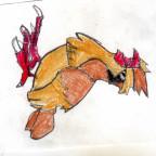 Taubsi 1 mein 2. Bild was ich gezeichnet hab