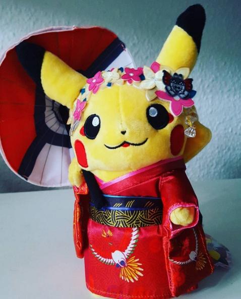 Maiko Pikachu