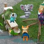Baby-Spielplatz