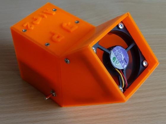 3D-Druck-Projekt: Tischventilator aka Air2