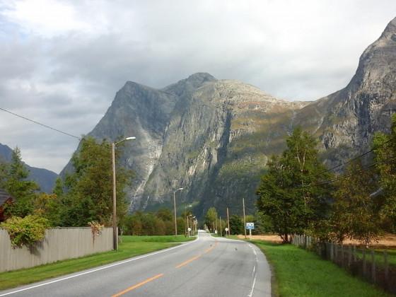 Das ist ein Berg.
