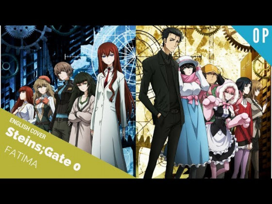 "「English Cover」Steins;Gate 0 OP ""Fatima"" 『シュタインズ・ゲート ゼロ』【Kelly Mahoney】- Studio Yuraki"