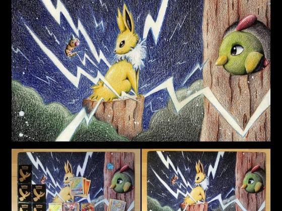 Pokemon TCG Playmat
