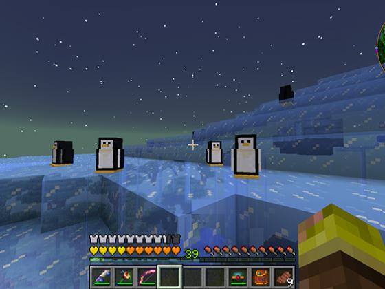 Pinguine!