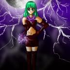 Nacht der Blitze