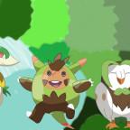 Korrektur: Pokémon-Pflanzenstarter Generation 5-7