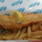 Fish'n'Chips in London c: