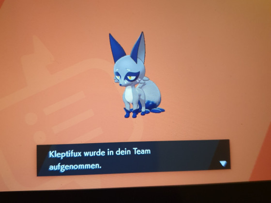 Shiny Kleptifux *-*