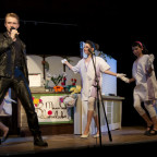 Musical Der Kleine Horrorladen/Little shop of horrors