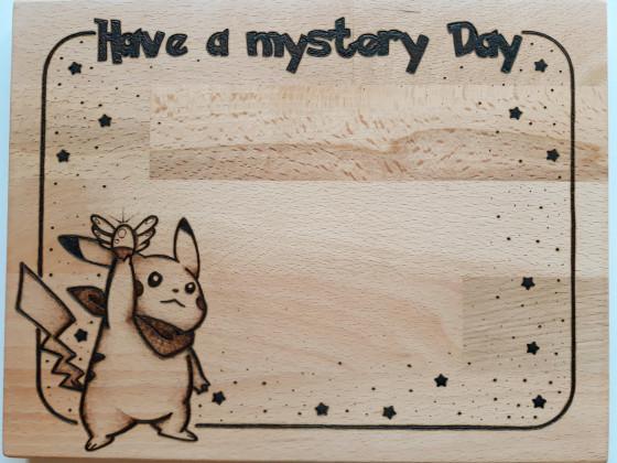Pokémon Mystery Dungeon Frühstücksbrettchen