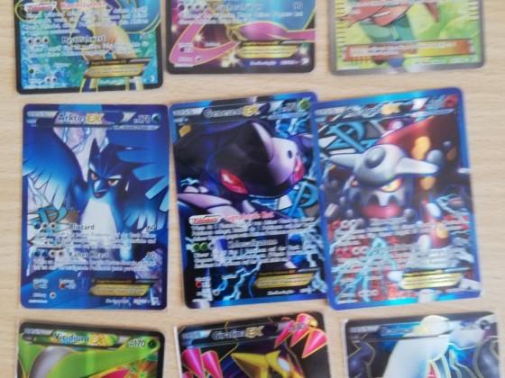 Neuzugang EX Fullart BW SW Serien (2)