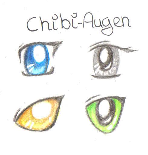 Wie Zeichne Ich Einen Chibi Tutorials Bisaboard