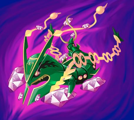 Diamantenschwerer Zenitstürmer