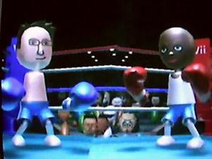 Boxen Spielen
