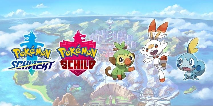 Neue Features Die Naturzone Dynamax Dyna Raid Pokemon Schwert
