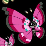 pokemon schmetterling