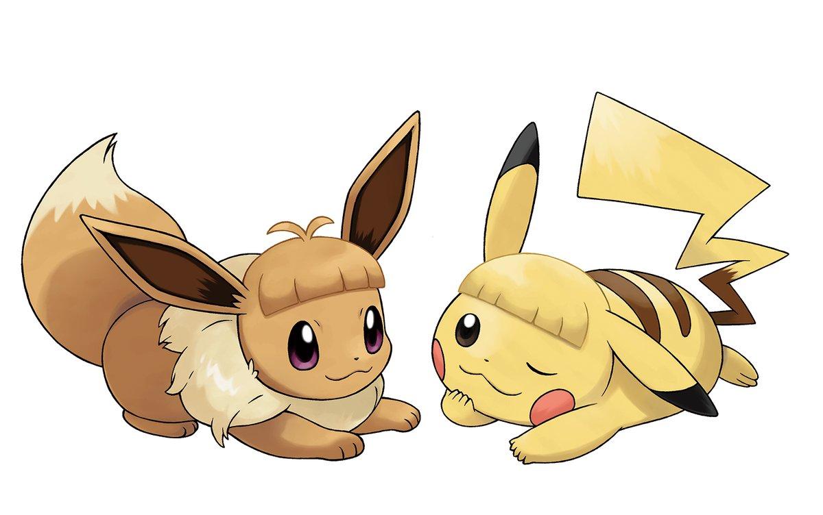 Neuer Trailer Für Pokémon Lets Go Pikachu Und Lets Go