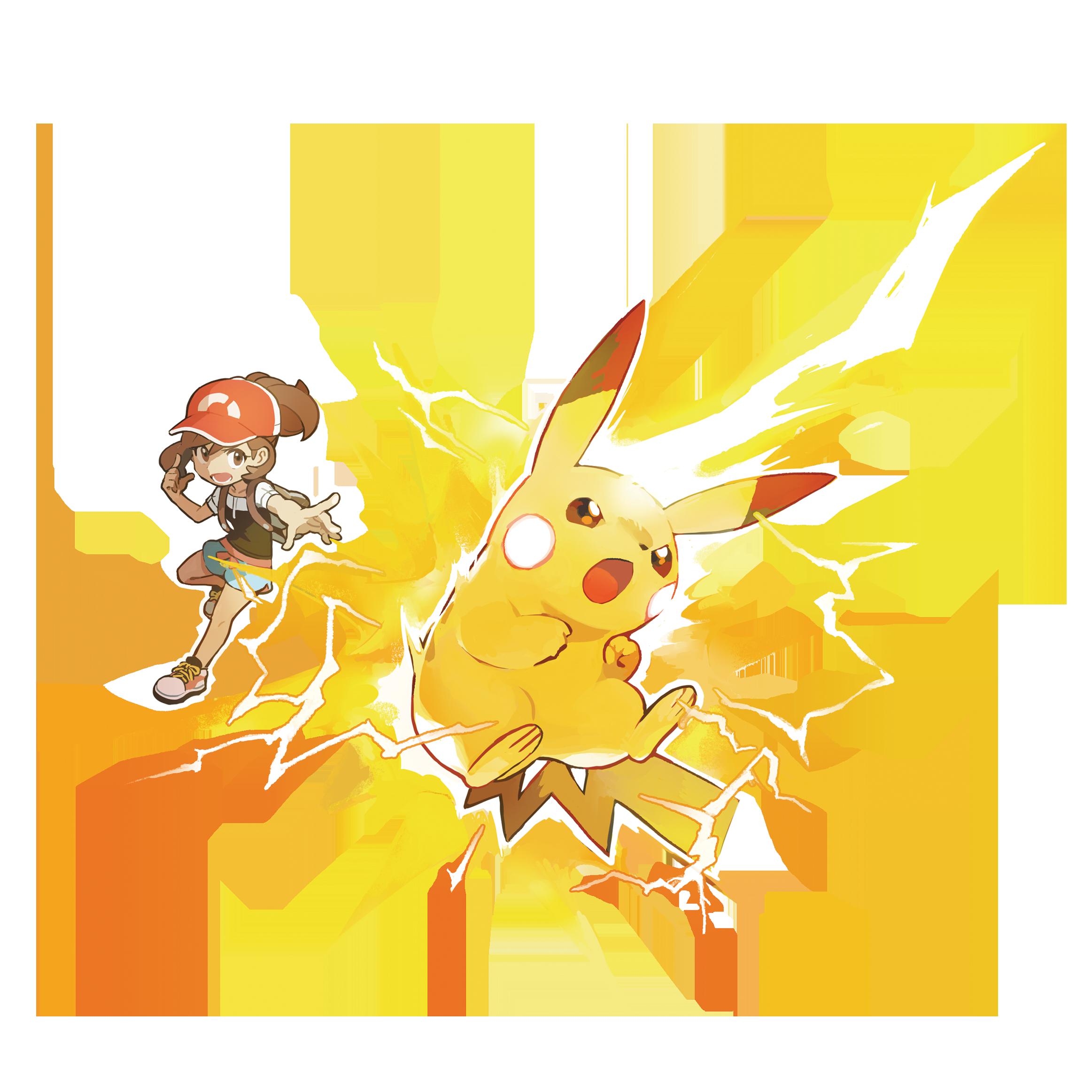 Pikachu Images: Pokemon Gelbe Edition Pikachu Attacken