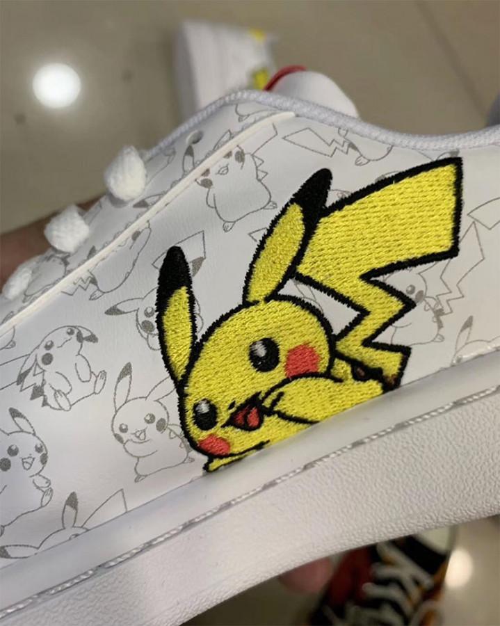 Erste Bilder zu Pokémon Kollaboration mit adidas BisaBoard