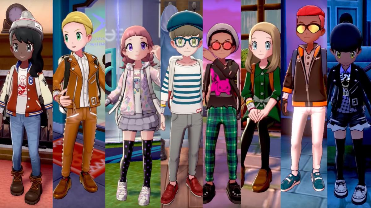 Nintendo Direct Stellt 2 Neue Pokémon Spieler Anpassungen