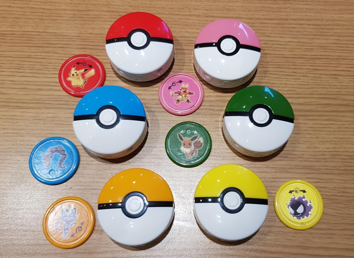 Pokémon Spielzeug Ab Sofort Im Happy Meal Von Mcdonalds